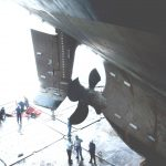 Foto Propeller mit Arbeitern unter einem Schiff 1000x750px | Propeller Service GmbH Bremerhaven
